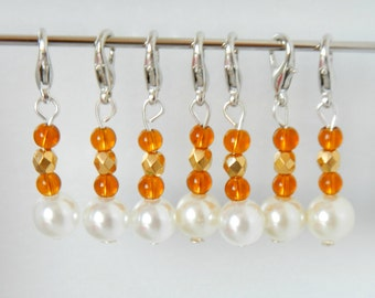 Stitch Markers - Removable Stitch Markers - Crochet markers - Knitting Markers
