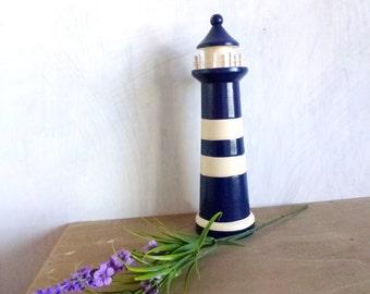 wood light tower