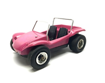 Cox Tether Dune Buggy 049, Pink, Gas Powered Engine, As  Is, Restore, Parts