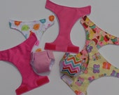 Reusable, Waterproof Diapers for Baby Alive, New Colors, Eco-Friendly Reusable Baby Alive Diapers, Your Choice of Colors, Kid's Toys