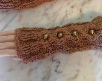 Texting gloves, fingerless gloves, cozy gloves,  typing gloves, working gloves, office gloves, gift fingerless gloves, ladies gloves