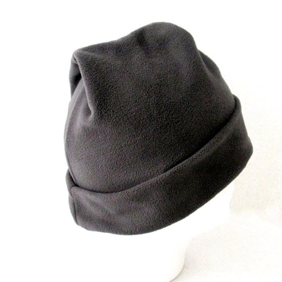 luxurious micro fleece unisex hats made to order by