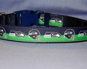 Seattle Seahawks collar
