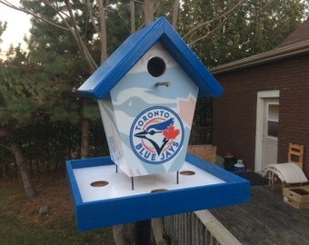 Blue Jays Bird feeder