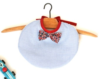 Smart Baby Bib Guy de Maupassant