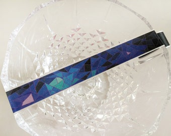 Blue Stained Glass Washi Tape(20mm x 5m)