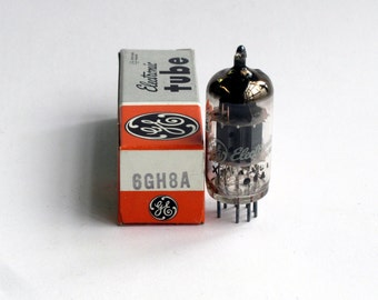 General Electric 6GH8A vacuum tube