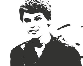 Once Upon a Time Peter Pan decal