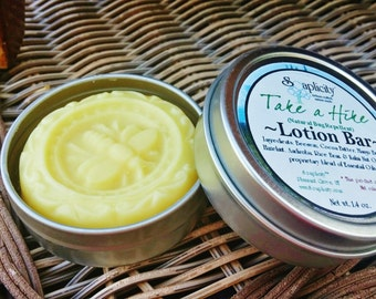 Take A Hike - Bug Repellent Lotion Bar