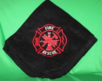 Fireman Stadium Blanket