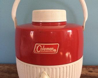 Vintage Coleman Beverage Cooler