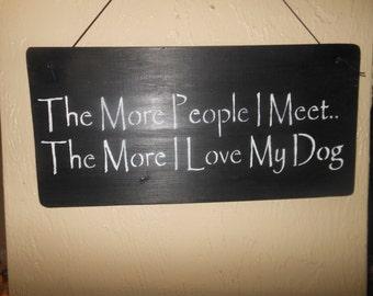 Yhe More People I Meet