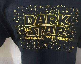 Grateful Dead inspired Dark Star shirt