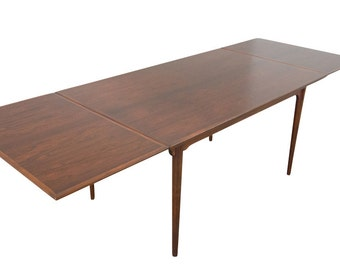 Omann Jun 8ft Rosewood Dining Table Danish Mid Century