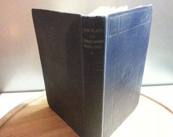 The plays of Christopher Marlowe, The Worlds Classics small hardback book