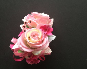 Baby Girl Corsage