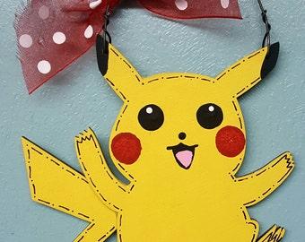Pokemon Christmas Ornament