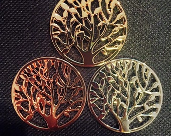 "33 mm Cached Treasures ""Tree of Life"""