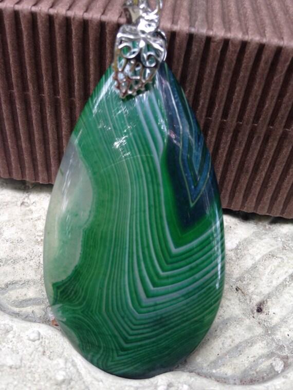 Basket Weaving Supplies Toronto : Green druzy agate bead focal shades of gemstone
