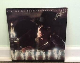 "Southside Johnny and the Asbury Jukes ""I don't Wanna Go Home"" vinyl record"