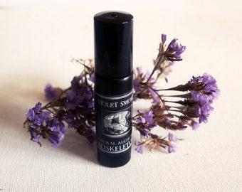 Violet Smoke \\ All Natural Botanical Scent