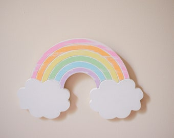 Items Similar To Cloud Nursery Decor Raindrop Nursery