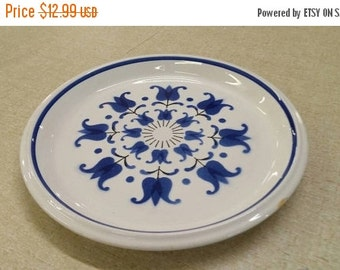 On Sale  Mikasa Light n Lively 7 5/8 inch Windmill Pattern Salad/Dessert Plate Vintage Kitchen Replacement Dish
