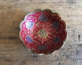 Made In India Small Boho Jewelry Dish Tray