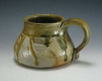 Wood Ash No-Spill Mug