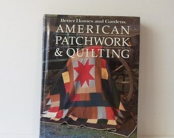 Vintage Quilt Book American Patchwork & Quilting 1985