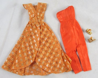 Dinner at Eight #946 Vintage Barbie Outfit Hostess Complete 1963