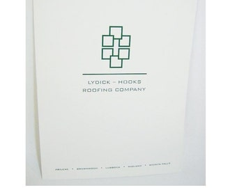 250 Presentation Folders, Custom Printed Business 2 Pocket, High Quality, with 1-color ink