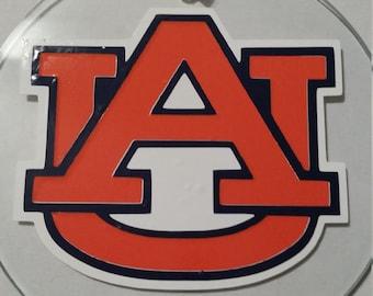 Auburn ornament