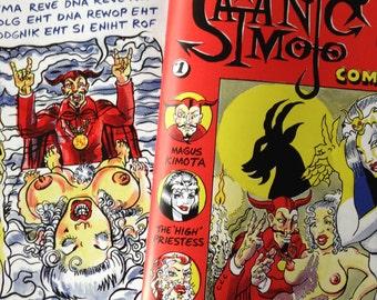 Satanic Mojo Comix #1