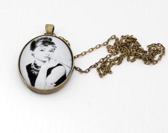 Audrey Hepburn Necklace