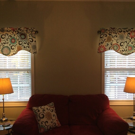Designer curtain panels 25 or 50 wide x 63 72 84. by LaTeDaWindows
