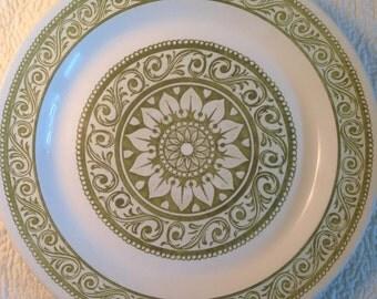 Ridgway Mosaic Dinner Plate