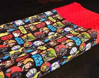 Star Wars Changing Pad Cover ~Custom Made~