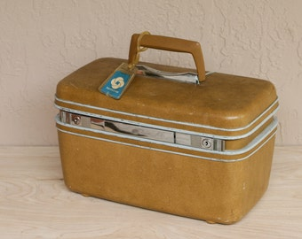 "Vintage Samsonite ""Royal Traveller"" Train / Cosmetics Case"