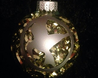 The Hunger Games Inspired Ornament