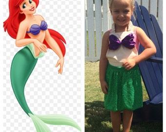 Ariel Apron