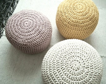 Modern Crochet Design For Home By Loopinghome On Etsy