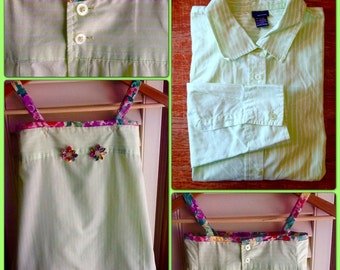 Upcycle Girls Top
