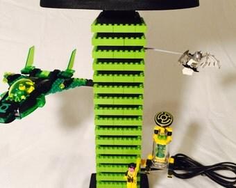 LEGO® Lamp - XL Green Lantern