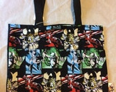 Marvel Tote Bag, Avengers...