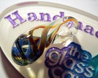 Handmade Boro Pendant