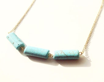 necklace gemstone turquoise