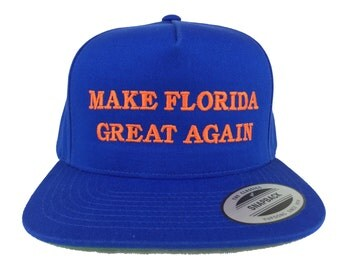Make Florida Great Again Florida Gators Hat