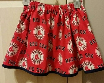 Boston Red Sox skirt