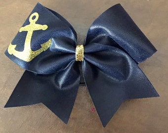 Cheer Bow - ANCHOR